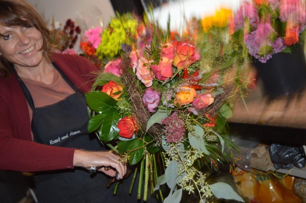 Blumenwerkstatt Kraut und Rosen